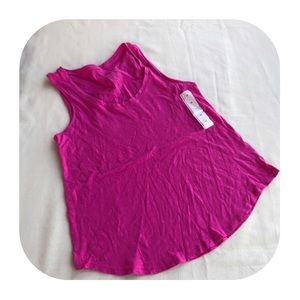 6/$15 NWT A New Day XS pink tank